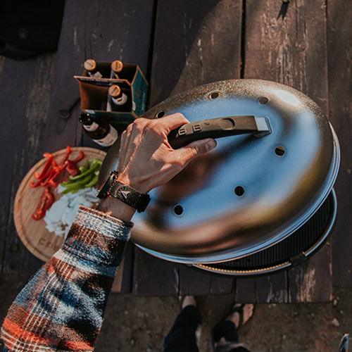 Supreme Grill for Camping by COBB
